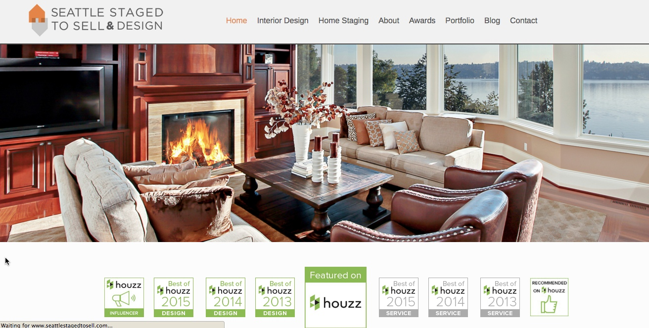 Seattle Staged To Sell Cascade Valley Designs