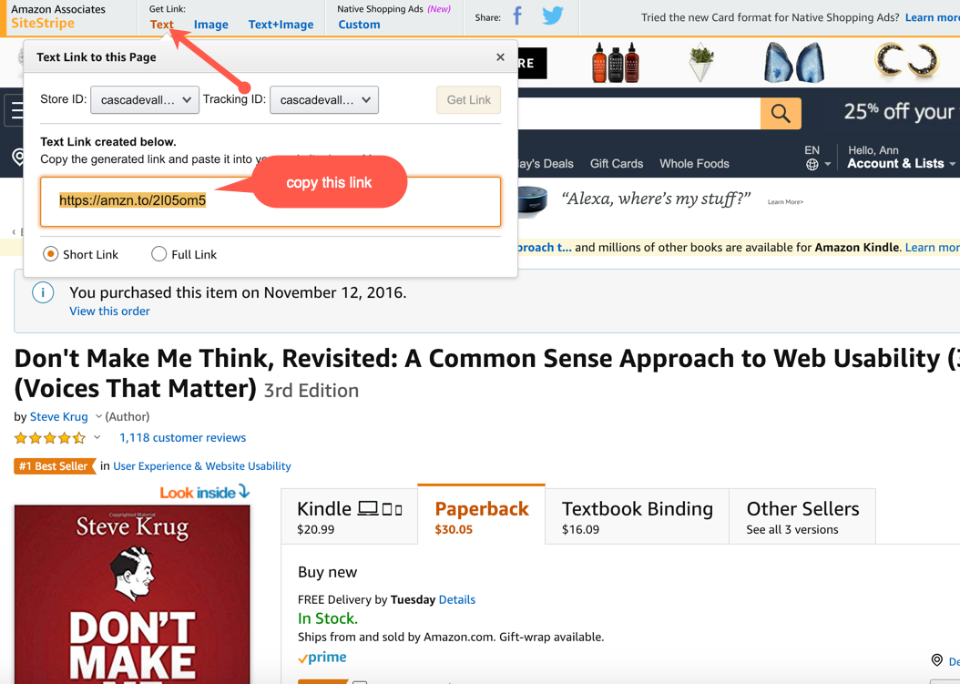 How to set up your website to sell your favorite products on Amazon